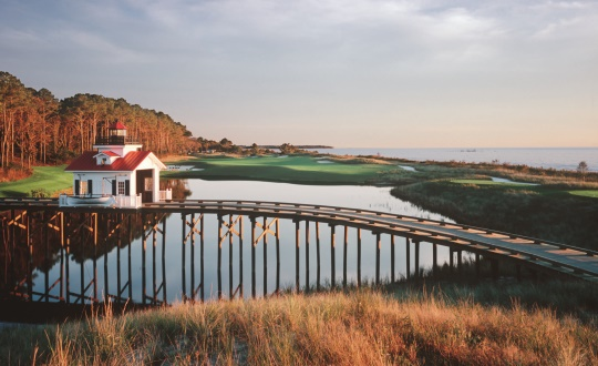 Virginia Beach Unlimited Golf Package